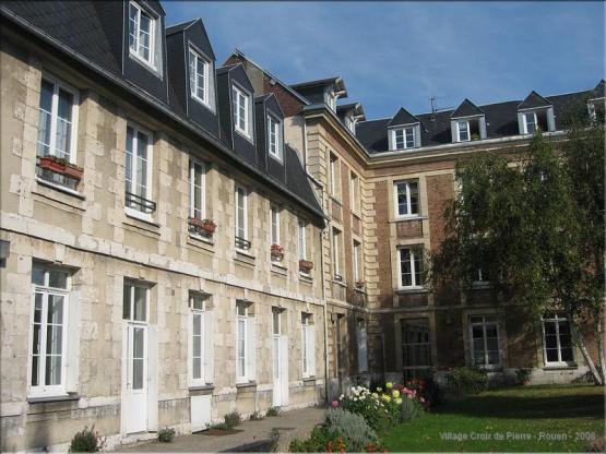 Rue de la Cigogne du Mont - Couvent du Bon Pasteur