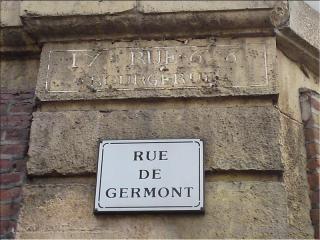 Anciennement appelée Rue Bougerue