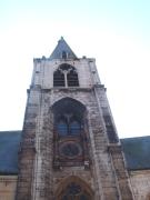 Eglise St-Vivien - Gros Horloge