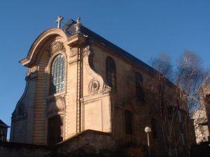 Bilbliothèque des Capucins