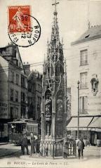 Croix de Pierre vers 1911