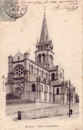 Eglise Saint Hilaire BF Paris
