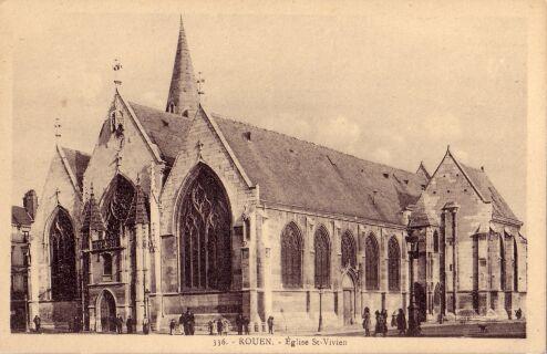Eglise St Vivien - Edition Cigogne - 336