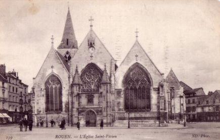 Eglise St-Vivien