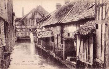 Vieilles Maisons sur l'Eau de Robec - 380