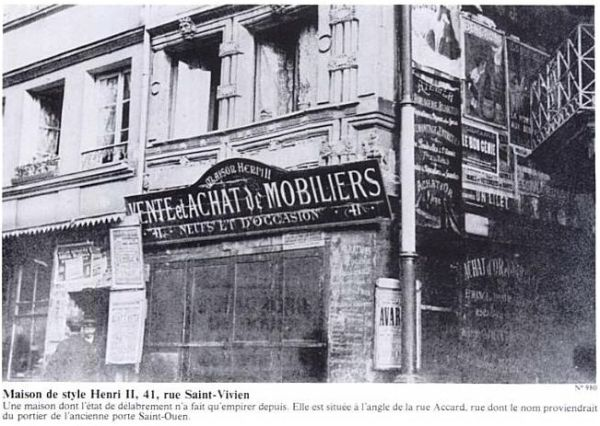 Rue Saint Vivien, 41-Histoire de Rouen Tome 2- 1900-1939 en 800 photographies-Guy Pessiot
