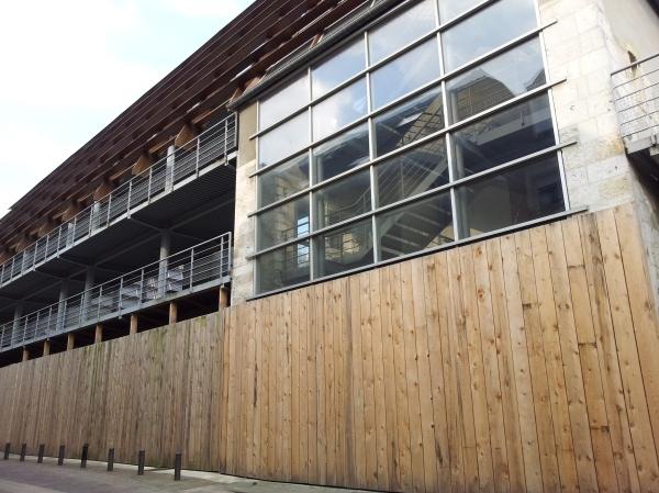 Allée Daniel Lavallee - Maison à Pans de bois