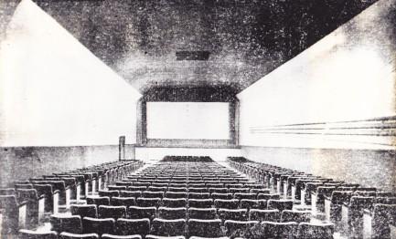 Interieur Salle - Cinema Le Renaissance