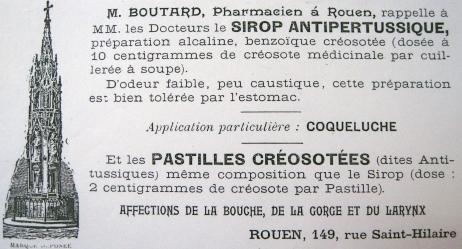 Pharmacie Croix de Pierre - Sirop 2