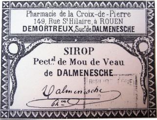 Pharmacie Croix de Pierre - Sirop