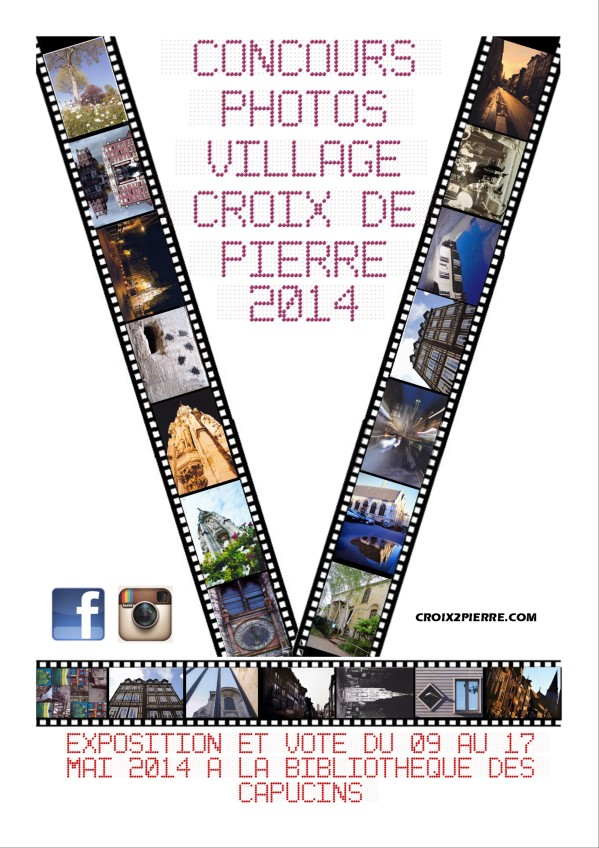 Affiche Concours Photos 2014