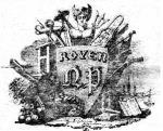 Couverture Nicolas Periaux 1819