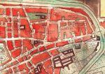 Extrait Carte Rouen 1813