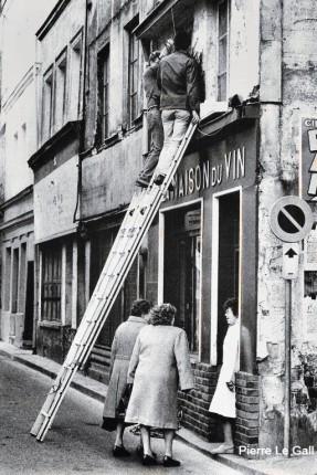 Pierre Le Gall Maison du Vin - Rue Orbe