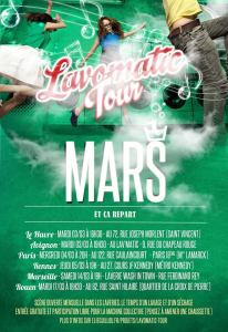 Lavomatic Tour Mars