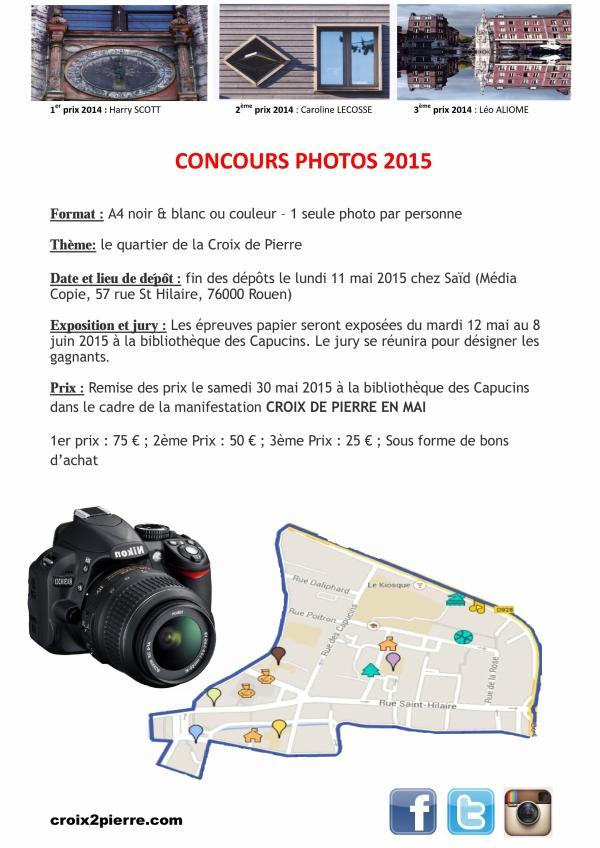 VC2P - CONCOURS PHOTO 2015