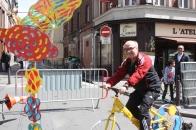 Le vélo psychédélique