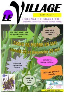 Journal Croix de Pierre No51