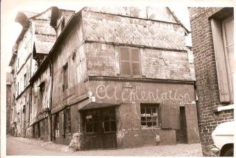 Rue Legouy - Cigogne du Mont