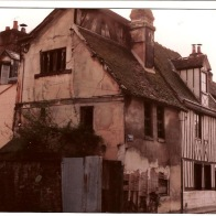 Rue du Mont - Pénitents 1981