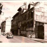 Rue Eau de Robec - Lamauve 1967