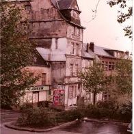Rue Poitron - Capucins 1981