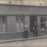 Rue St Hilaire Poissonerie Samson