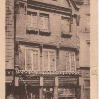 Rue St Hilaire Poissonerie Drouet