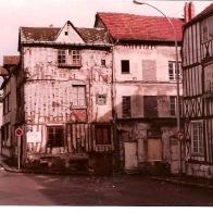 Rue Ste Genvieve du Mont - Legouy 1981